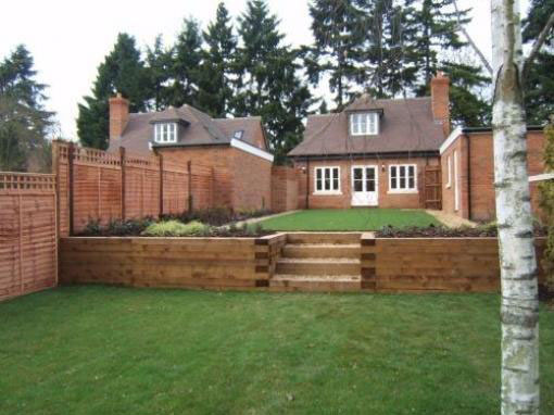 Hornibrook landscape gardeners home for Garden planting ideas uk